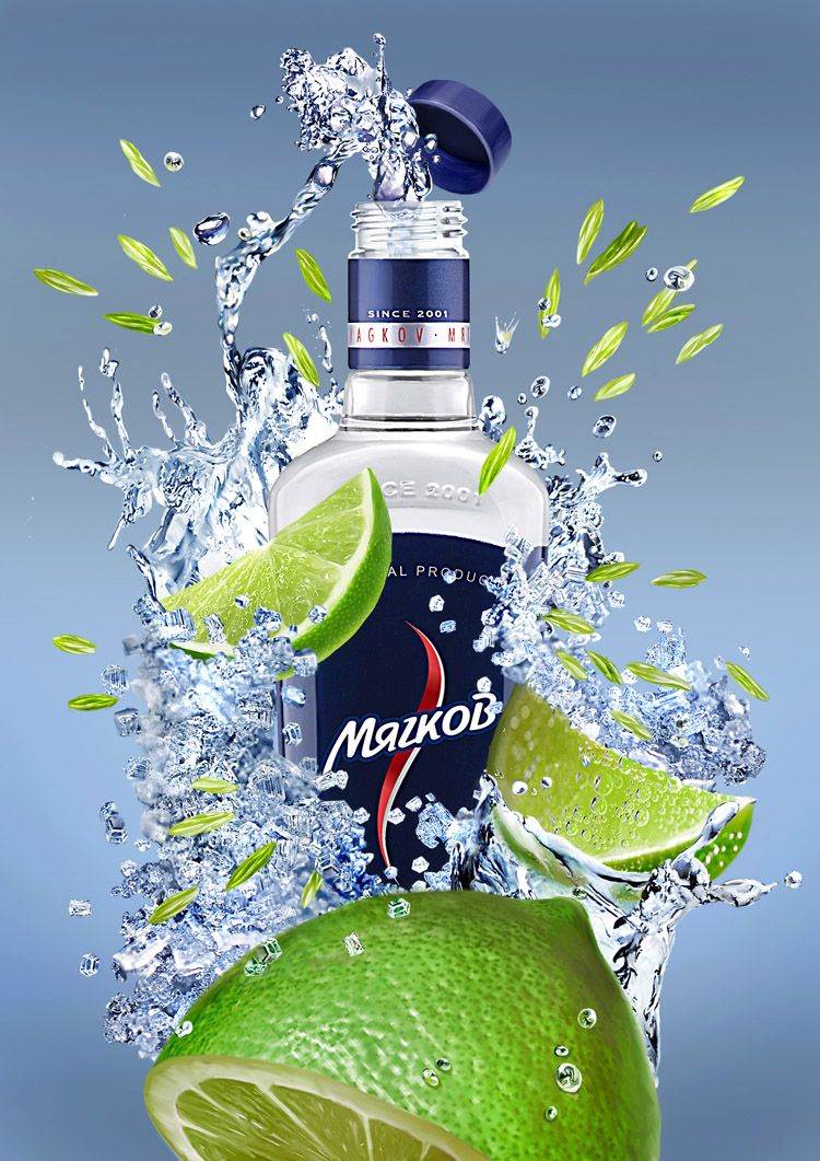 Myagkov Vodka